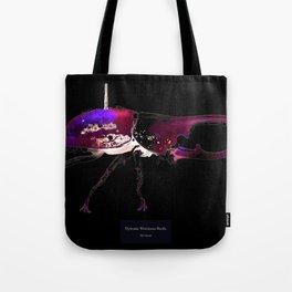Dynastes Wirelessus Beetle Tote Bag