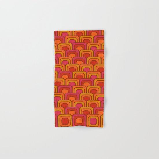 Geometric Retro Pattern by alisagal