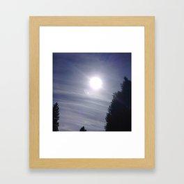 sKYfLaRe Framed Art Print