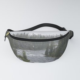 Yellowstone Forest - Nature Photography Fanny Pack