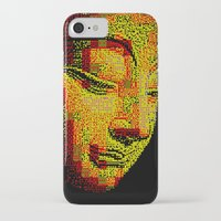 buddah iPhone & iPod Cases featuring Buddah II by noirlac