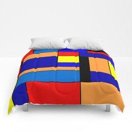 Mondrian #2 Comforters