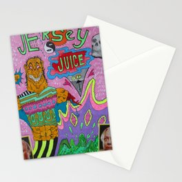 Jersey Juiceheadz Stationery Cards