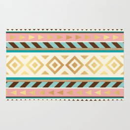 Pattern Tribal Rug