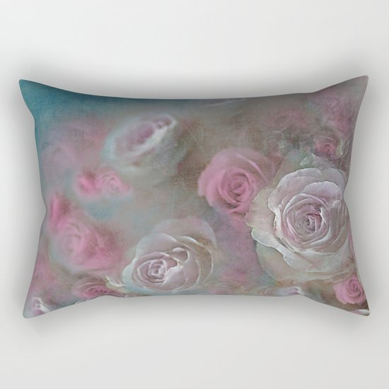 Vintage roses(5) Rectangular Pillow