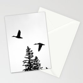 Couple of Ducks Stationery Cards