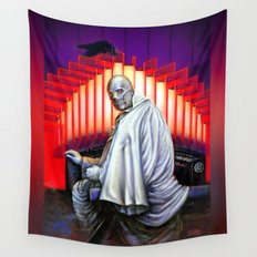 Dr. Phibes Vincent Price horror movie monsters Wall Tapestry