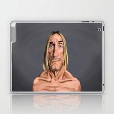 Celebrity Sunday ~ Iggy Pop Laptop & iPad Skin