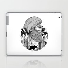 WAITING FOR THE WINTER Laptop & iPad Skin