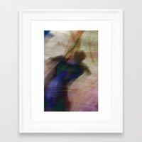 jack daniels Framed Art Prints featuring Jack by Stephen Linhart