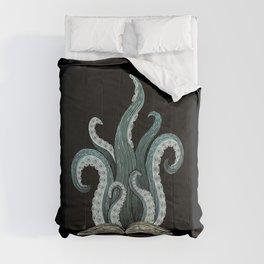 Tentacle book Comforters