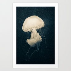 Intrigue Art Print
