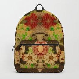 Carpet Bag Reimagined Backpack