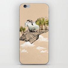 Daydream Island iPhone Skin