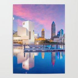 Cleveland - USA Poster