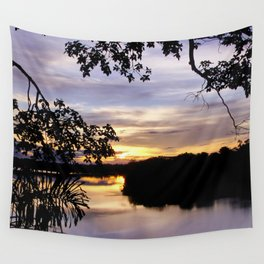 LAND OF MIRRORS Wall Tapestry