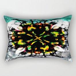 Diffraction Rectangular Pillow