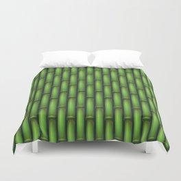 Bamboo Basketweave  Duvet Cover