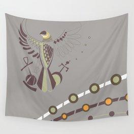 Pharaoh's Symbol Wall Tapestry