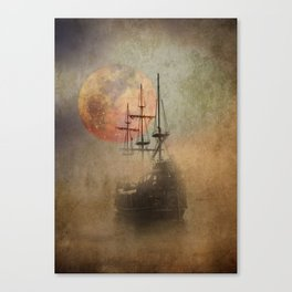 From Darkness 1 Canvas Print