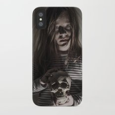 Come, sweet death iPhone X Slim Case