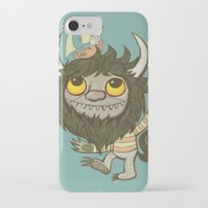 An Ode To Wild Things Slim Case iPhone 8