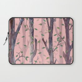 Forest Pink Laptop Sleeve
