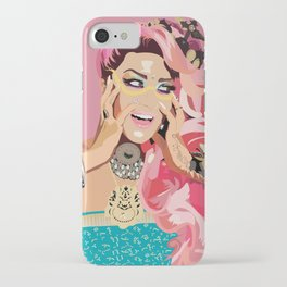 WE R NEON iPhone Case