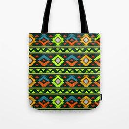 Geometric Navajo Tote Bag