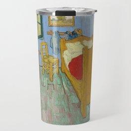 Bedroom in Arles Travel Mug