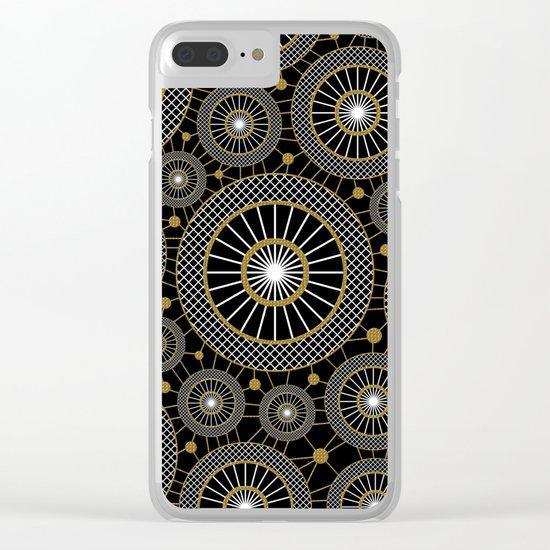 INFINITE UNIVERSE Clear iPhone Case