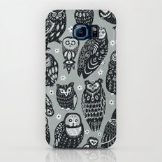 Flock of Owls Galaxy S7 Slim Case