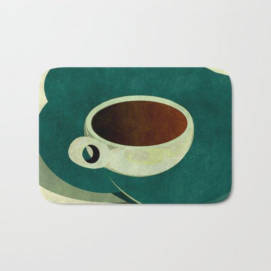 French Roast Coffee Bath Mat