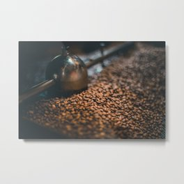 Roasted Coffee 4 Metal Print