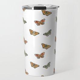 Petits Papillons Travel Mug