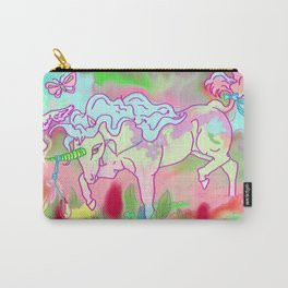 Otherworld Unicorns 7: At the Edge of a Dream Carry-All Pouch