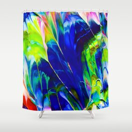 Drop Shower Curtain