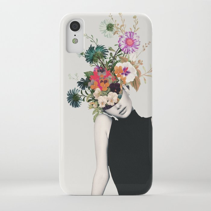floral beauty iphone case