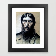 Rasputin Framed Art Print