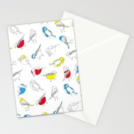 Primary Tits Stationery Cards