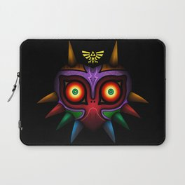 The Mask Of Majora Laptop Sleeve