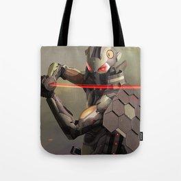 Cymurai 09 Tote Bag