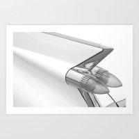 Cadillac_7917 Art Print