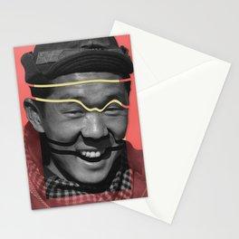 Discombobulated Eight Stationery Cards