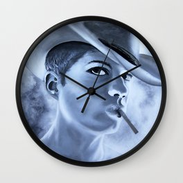 Ryan Phillipe Cowboy hat and a Fag Wall Clock