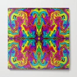Pattern-315 Metal Print