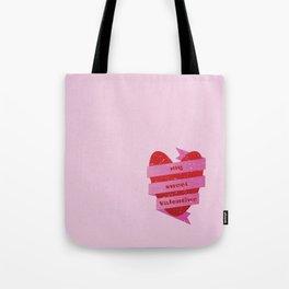 My Sweet Valentine Tote Bag