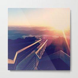 Tasmanian Sunrise Metal Print