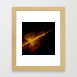 GALACTIC DREAM Framed Art Print