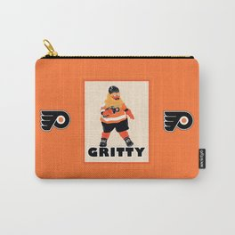 Gritty the new mascot of the Flyers in Philadelphia Carry-All Pouch